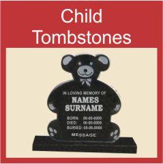 Child Tombstones