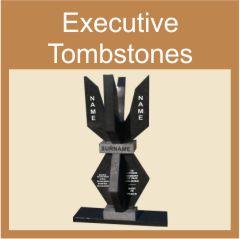 Executive Tombstones