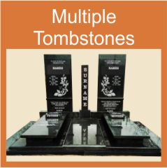 Multiple Tombstones