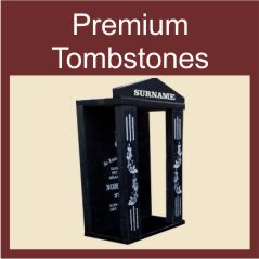 Premium Tombstones
